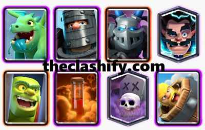 Goblin Cage Graveyard Best Clash Royale Meta Decks 2021