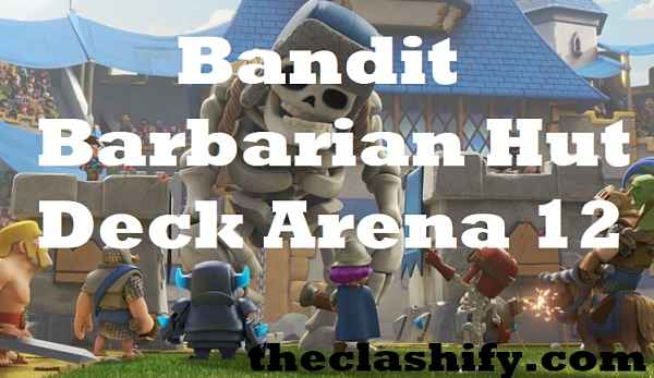 Barbarian Hut Deck Arena 12