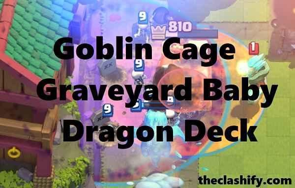 Goblin Cage Graveyard Baby Dragon Deck