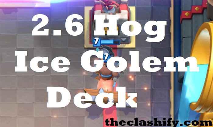 Hog Ice Golem Cycle Deck 2019