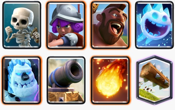 Hog Ice Golem Cycle Deck