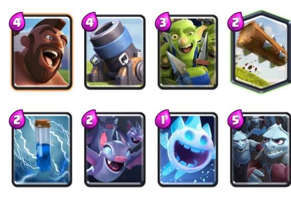Clash Royale F2P Decks 2019