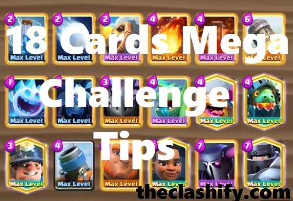Mega Deck Challenge Tips