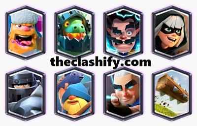 Clash Royale Meta Decks November 2019