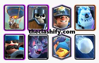 Hunter Balloon Fisherman Deck Arena 11