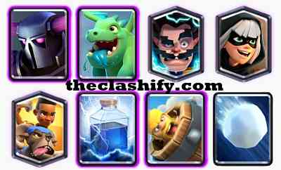 Top 6 Best Pekka Deck Arena 11 2019 | Best Pekka Deck Arena 12