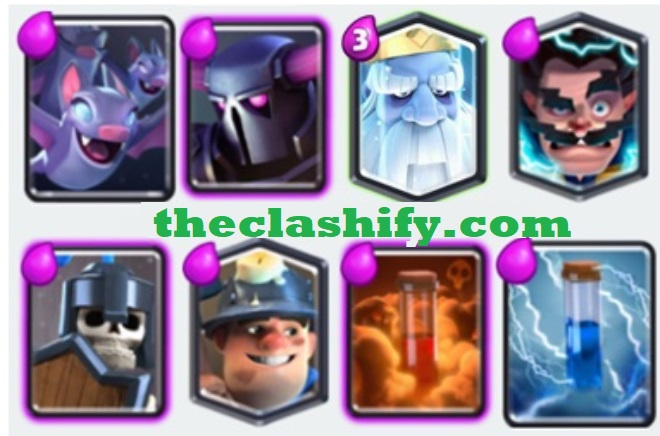 Pekka Royale Ghost Deck