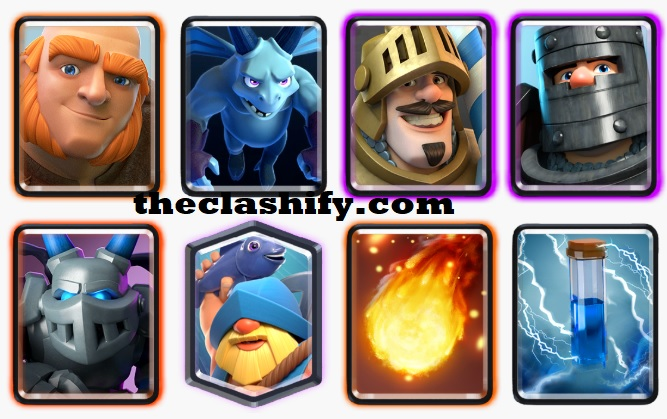 Double Prince Giant Fisherman Deck 2020