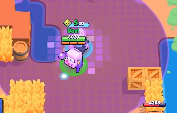 Brawl Stars 8 Bit Guide - How to play 8 Bit in Brawl Stars