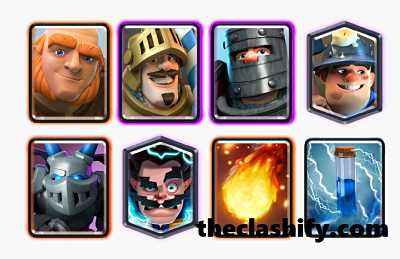 Season 7 Global Tournament Deck January 2020
