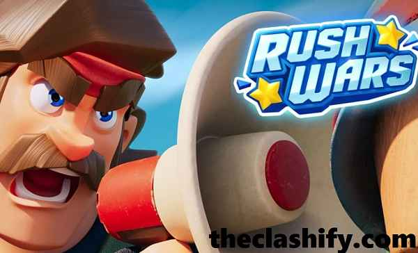 New Game Rush Wars Beginners Guide – Everything You need to Know