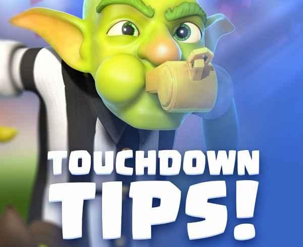 2v2 Touchdown Challenge Tips