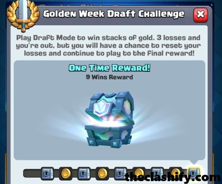 Clash Royale Golden Week Draft Challenge Tips