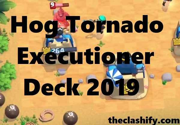 Hog Tornado Executioner Deck 2019