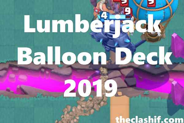 Lumberjack Balloon Deck 2019