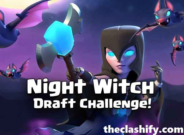 How to win Night Witch Draft Challenge