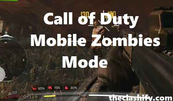 Call of Duty Mobile Zombies Mode Release Date