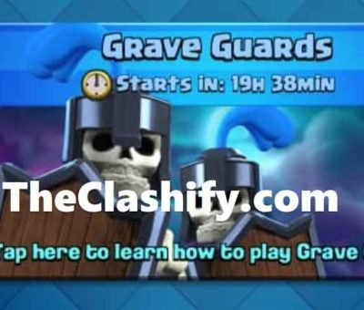 Grave Guards Challenge Deck