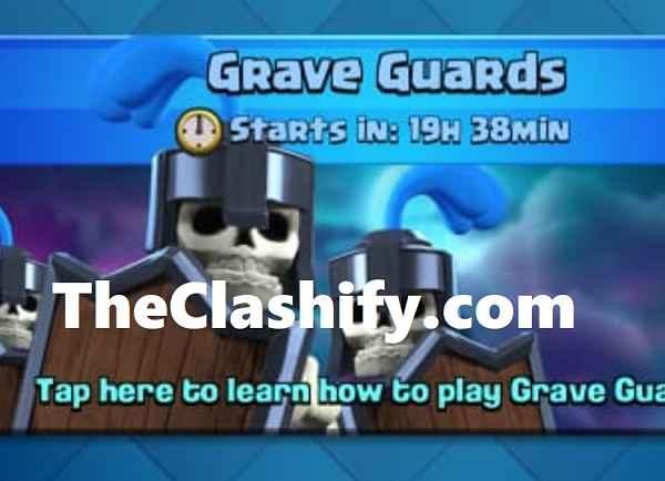 Grave Guards Challenge Deck