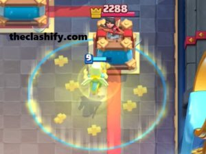 Clash Royale Battle Healer Stats