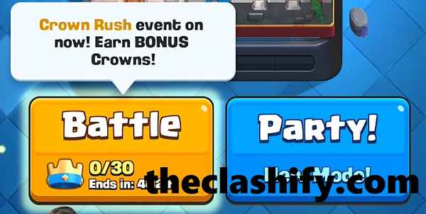 Clash Royale Crown Rush Decks