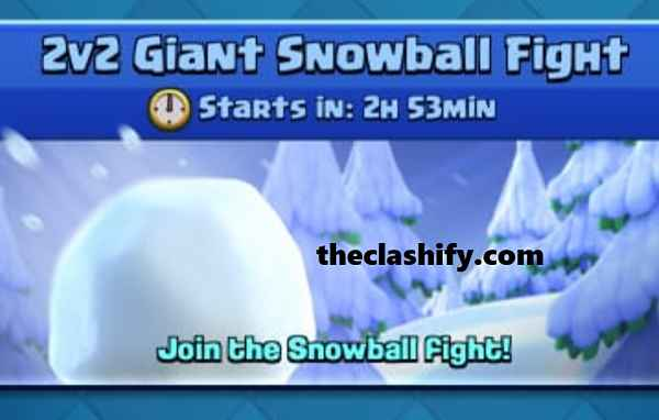 Clash Royale 2v2 Giant Snowball Draft Challenge Tips 2019