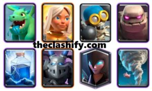Top 9 Clash Royale January Meta Decks 2020 Arena 9+