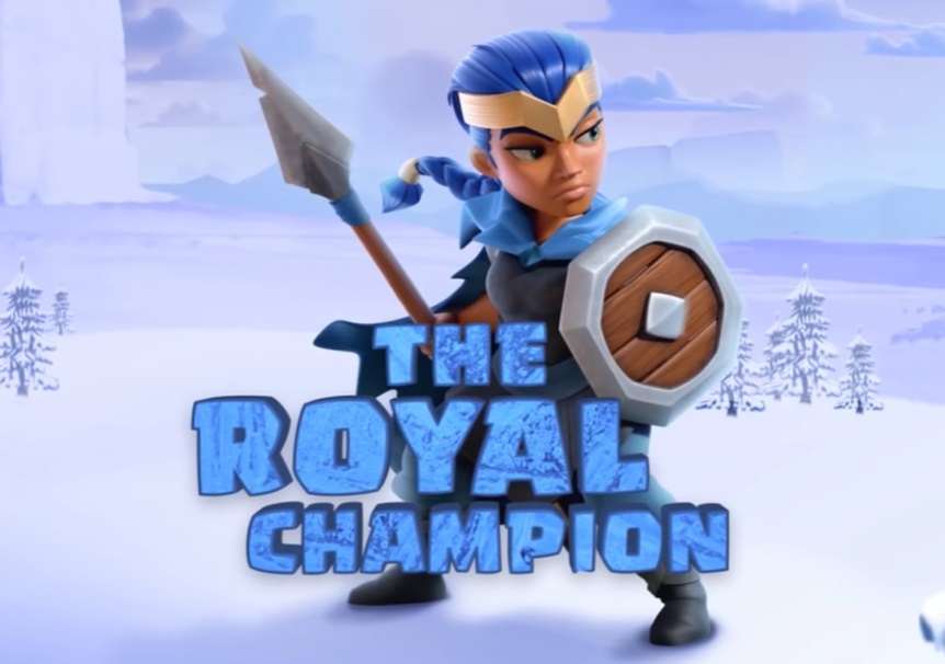Royal Champion Upgrade Cost