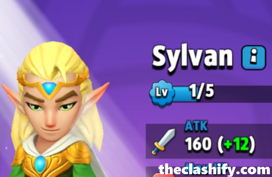 Archero Sylvan Guide, Archero Sylvan Best Abilities & Weapon
