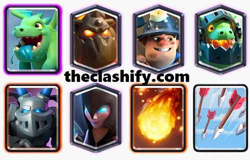 Top 13 Clash Royale Best Lava Hound Deck 2021 January