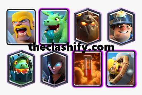Lava Hound Night Witch Deck 2020 Arena 11