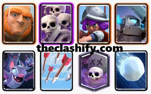Mini Pekka Giant Graveyard Deck 2020