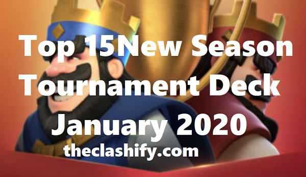 New Season Tournament Deck January 2020