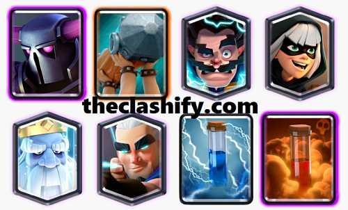 Best Clash Royale Decks 2021January Meta