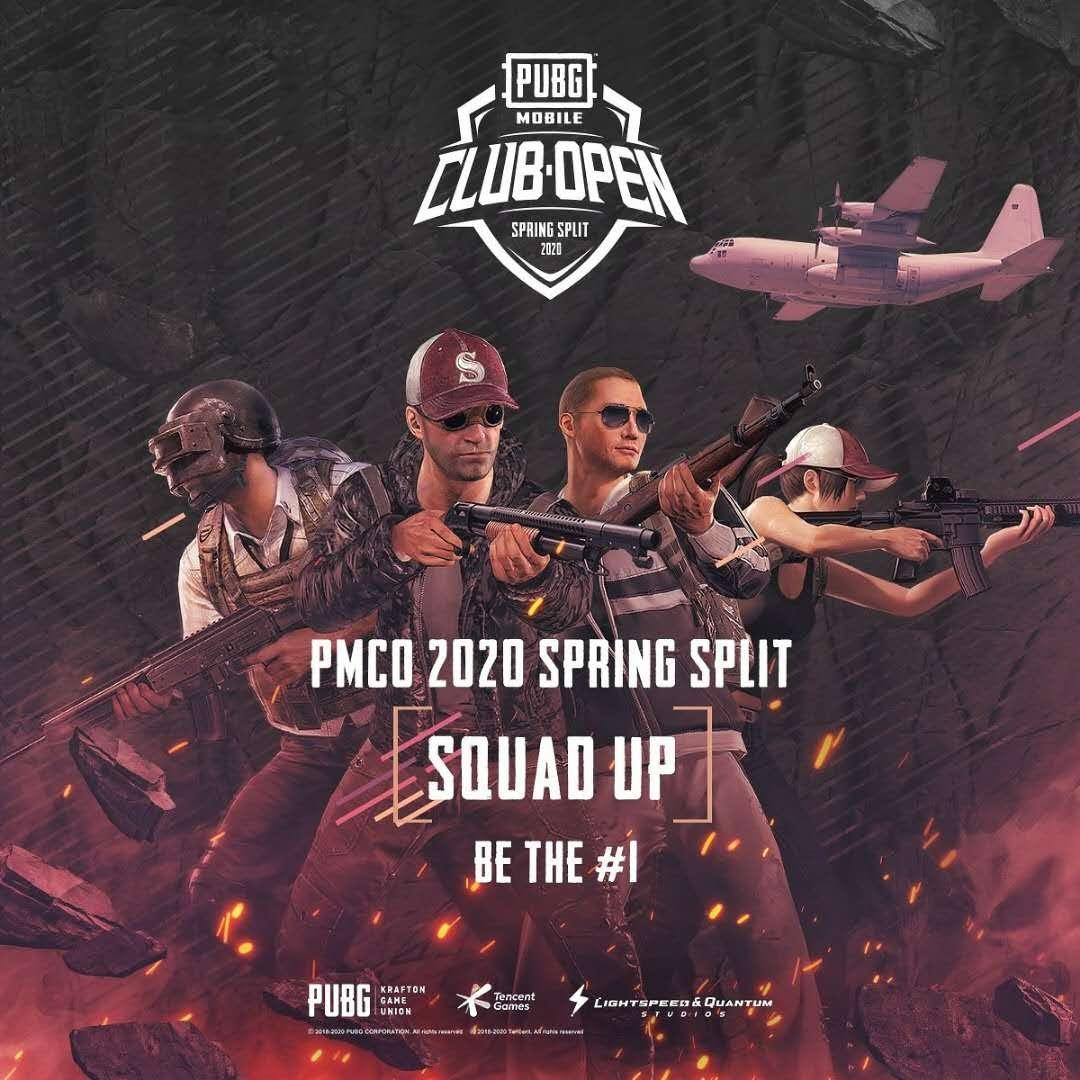 PMCO 2020 Spring Split Registration