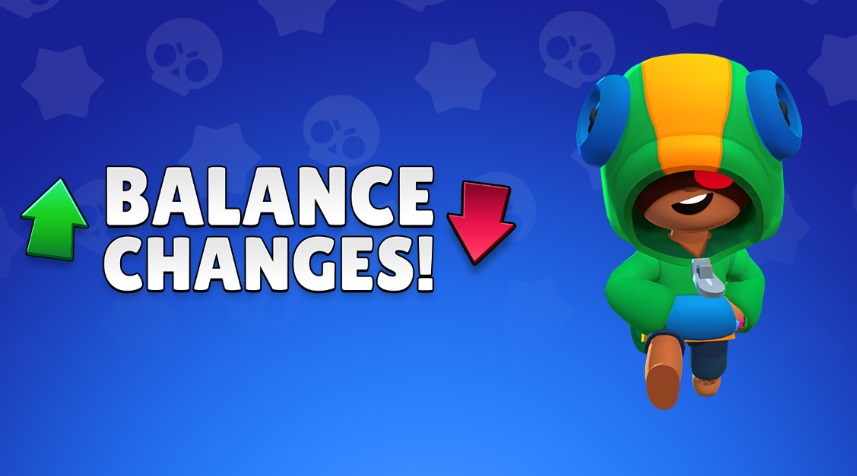 Brawl Stars February Update 2020 Balance Changes