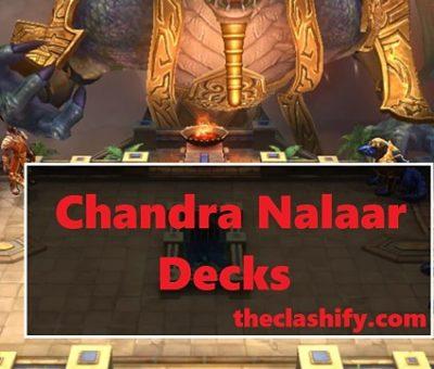 Top 4 Magic ManaStrike Chandra Nalaar Decks for Beginners
