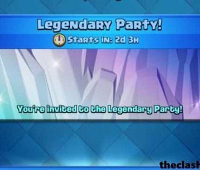Legendary Party Challenge Deck