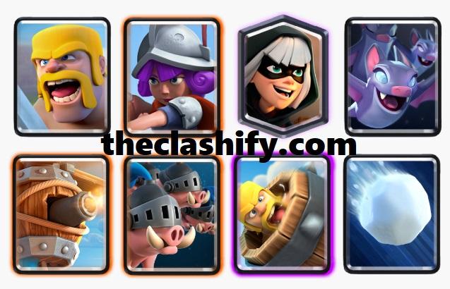 Clash Royale Classic Decks February 2020