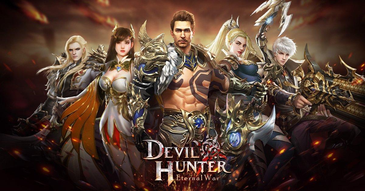 Devil Hunter Eternal War Release Date
