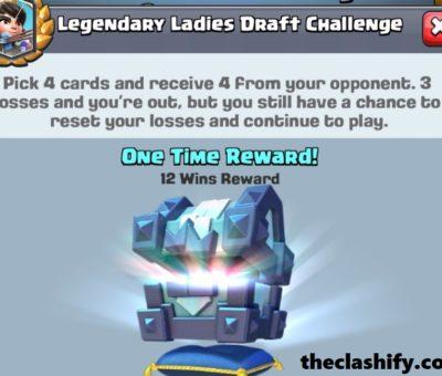 Legendary Ladies Draft Challenge Tips