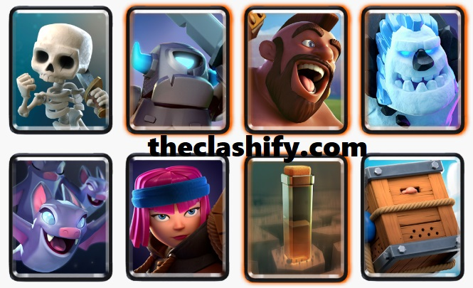 Hog Royal Delivery Deck