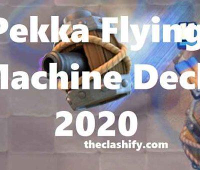 Pekka Flying machine deck 2020