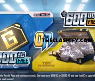 How To Get Free AG CURRENCY IN PUBG MOBILE