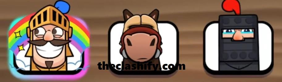 Clash Royale Season 12 Emotes