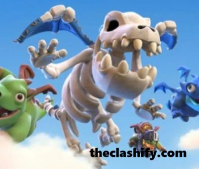 Clash Royale Season 12 Leaks & New Skeleton Dragon Card Leak ?