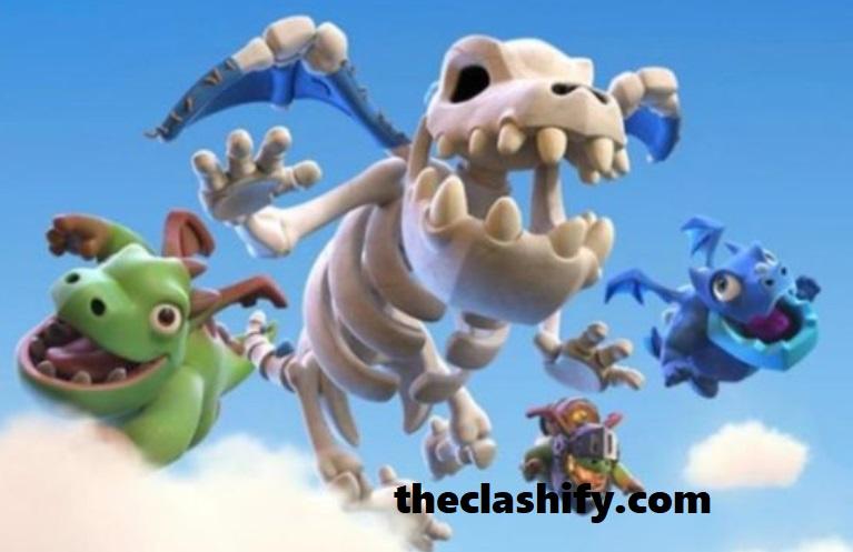 Clash Royale Season 12 Leaks & New Skeleton Dragon Card Leak ?