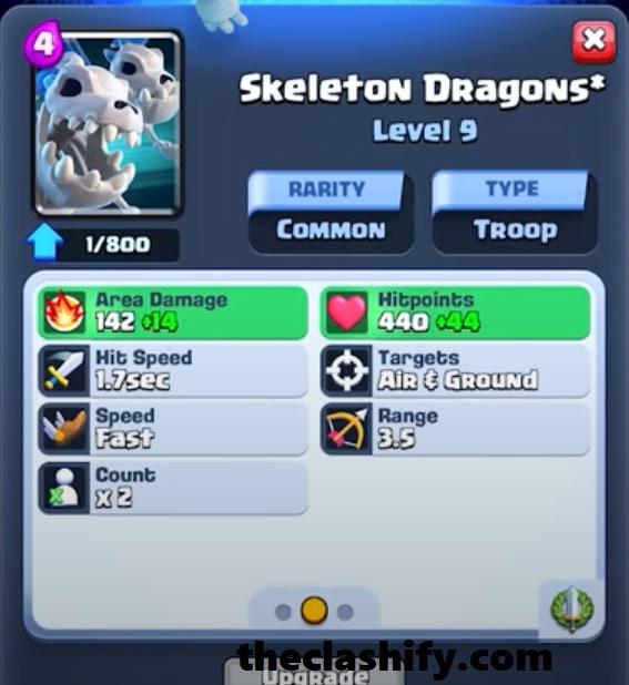 Clash Royale Skeleton Dragons Tips
