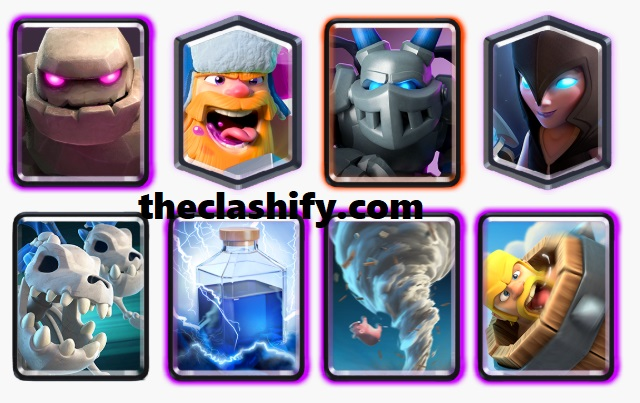 Night Witch Golem Skeleton Dragons Decks