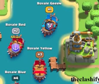 Clash Royale Clan War 2 Update